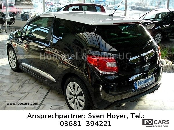 2012 citroen ds3 thp 155 sport chic car photo and specs. Black Bedroom Furniture Sets. Home Design Ideas