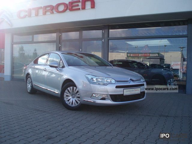 2010 citroen c5 hdi 140 fap confort car photo and specs. Black Bedroom Furniture Sets. Home Design Ideas