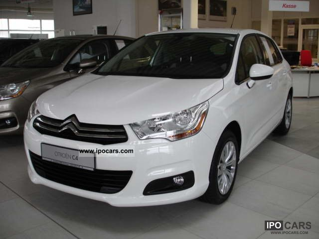2011 citroen c4 hdi 110 e egs6 selection car photo and specs. Black Bedroom Furniture Sets. Home Design Ideas
