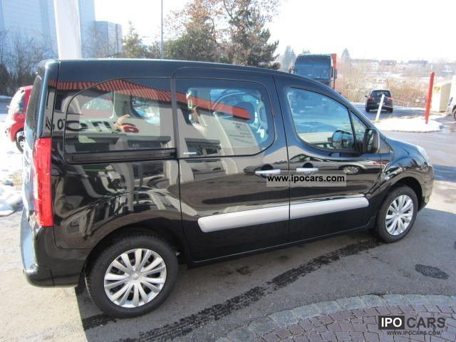 2011 citroen berlingo hdi 110 silver select car photo and specs. Black Bedroom Furniture Sets. Home Design Ideas
