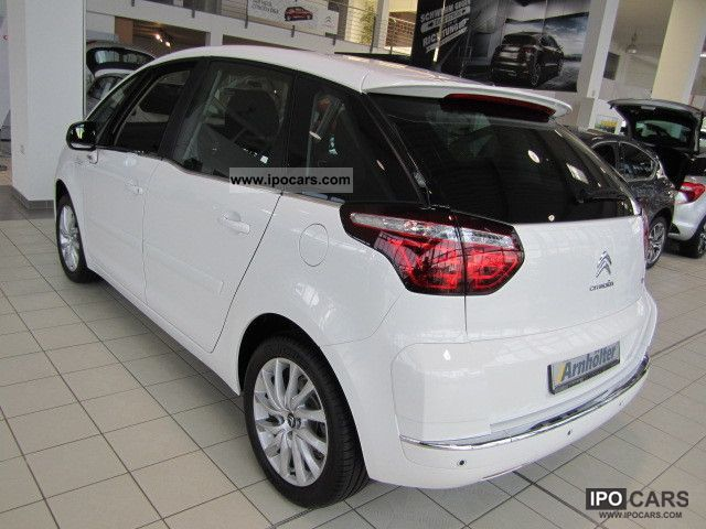 2012 citroen c4 picasso vti 120 tendance car photo and specs. Black Bedroom Furniture Sets. Home Design Ideas