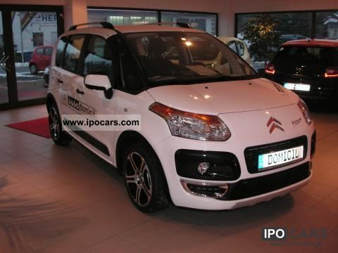 2012 citroen c3 picasso vti 120 by carlsson car photo and specs. Black Bedroom Furniture Sets. Home Design Ideas