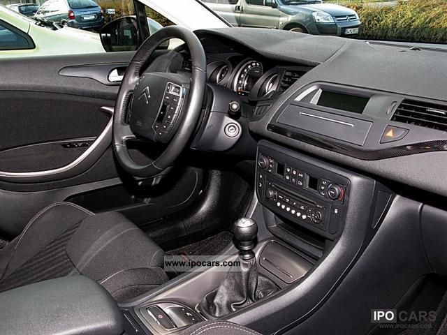 2010 Citroen C5 Tourer Hdi 140 Fap Nl Confort Berlin Car