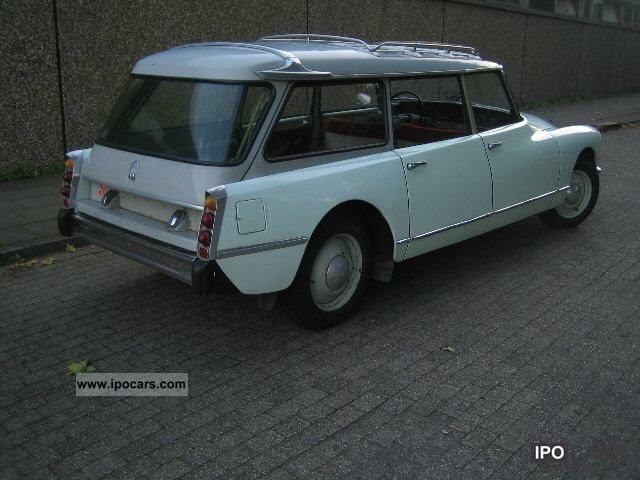 Citroen  ID 19 Break 1964 Vintage, Classic and Old Cars photo