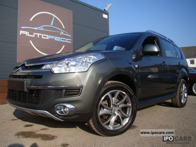 2008 Citroen  C-CROSSER 2.2 HDI FAP 160 ATTRACTION Off-road Vehicle/Pickup Truck Used vehicle photo