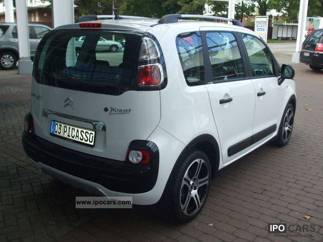 2011 citroen c3 picasso hdi 110 fap by carlsson car photo and specs. Black Bedroom Furniture Sets. Home Design Ideas