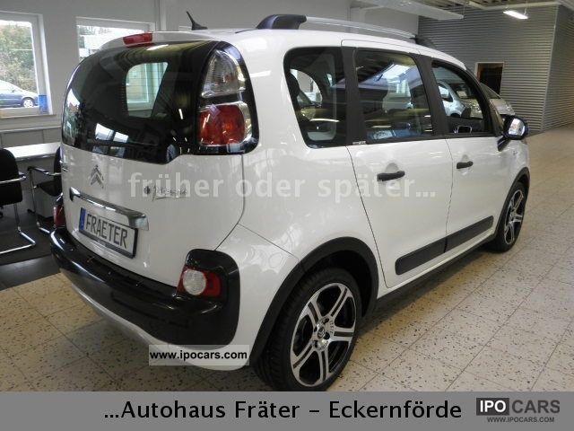 2012 citroen c3 picasso hdi 110 fap carlsson car photo and specs. Black Bedroom Furniture Sets. Home Design Ideas