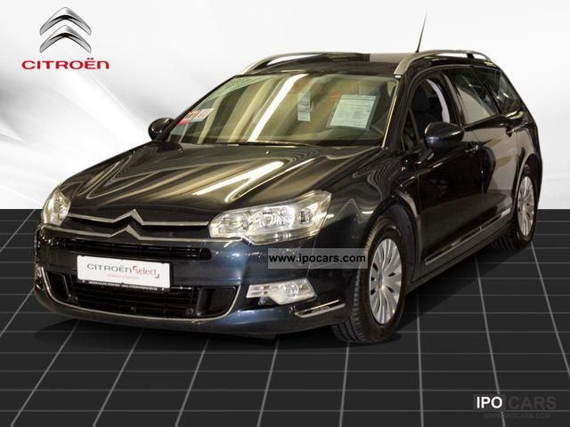 2010 citroen c5 tourer hdi 140 confort cruise control pdc car photo and specs. Black Bedroom Furniture Sets. Home Design Ideas