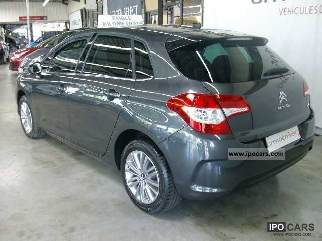 2011 citroen c4 hdi 90 fap confort car photo and specs. Black Bedroom Furniture Sets. Home Design Ideas