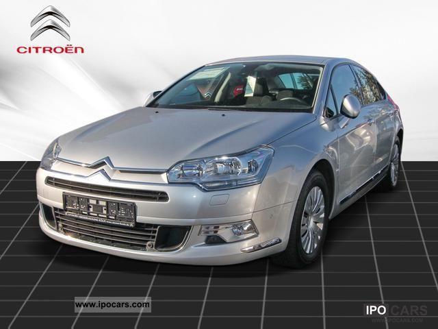 2010 citroen c5 hdi 140 fap vision confort car photo and specs. Black Bedroom Furniture Sets. Home Design Ideas