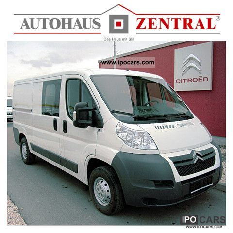 2012 Citroen  Jumper L2H1 HDI 100 Kawa 33 double cabin Van / Minibus Pre-Registration photo