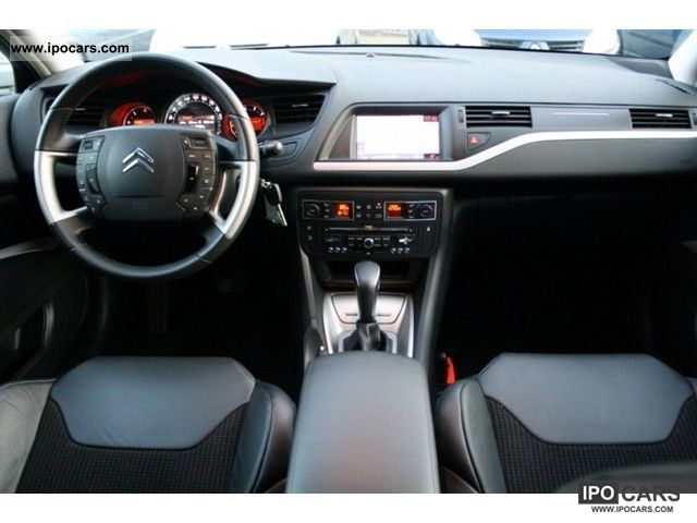 2010 citroen c5 tourer 1 6 hdi 155pk business au car