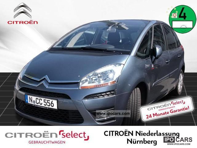 2011 citroen c4 picasso 1 6 hdi fap particulate filter cooltec p car photo and specs. Black Bedroom Furniture Sets. Home Design Ideas