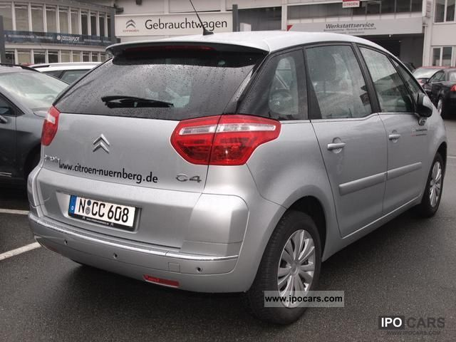 2011 citroen c4 picasso 1 6 hdi fap particulate filter e car photo and specs. Black Bedroom Furniture Sets. Home Design Ideas