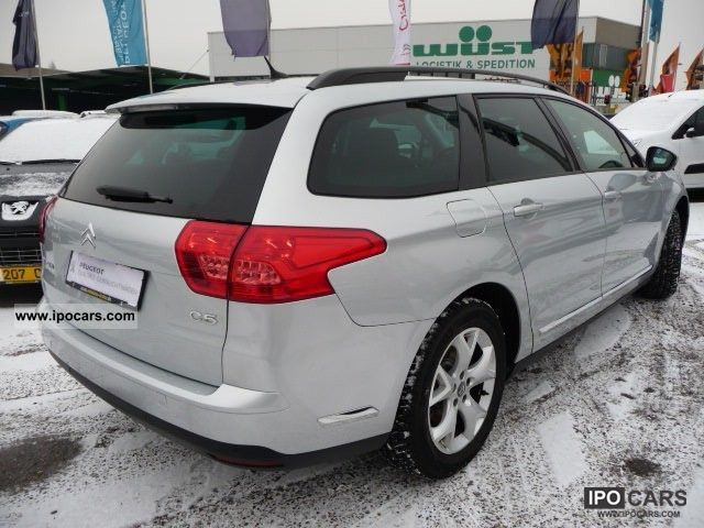 2010 citroen c5 tourer hdi 140 fap ten navi car photo and specs. Black Bedroom Furniture Sets. Home Design Ideas