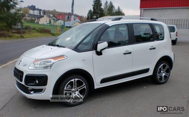 2012 citroen c3 picasso hdi 110 by carlsson