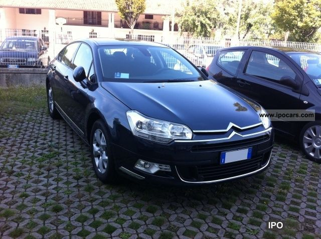 2010 citroen c5 2 0 hdi fap dynamique 140cv car photo. Black Bedroom Furniture Sets. Home Design Ideas