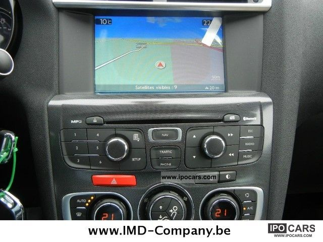 2011 citroen c4 hdi 112 exclusive berline 16 gps car photo and specs. Black Bedroom Furniture Sets. Home Design Ideas