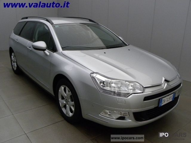 2009 citroen c5 tourer 2 0 hdi dinamique cv136 sensori parche car photo and specs. Black Bedroom Furniture Sets. Home Design Ideas