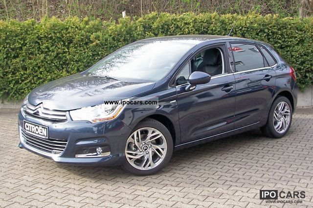 2012 citroen exclusive c4 vti 120 daily admission car photo and specs. Black Bedroom Furniture Sets. Home Design Ideas