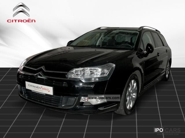 2010 citroen c5 tourer exclusive hdi 165 fap at navi car photo and specs. Black Bedroom Furniture Sets. Home Design Ideas
