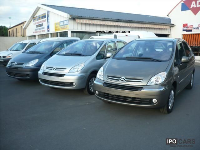 2012 citroen xsara picasso 1 6 hdi 92 exclusive car photo and specs. Black Bedroom Furniture Sets. Home Design Ideas