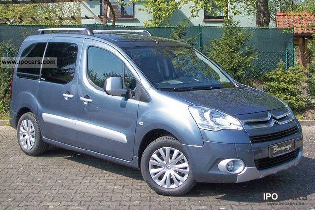 2012 citroen berlingo hdi 110 silver sel bluetooth cooltech car photo and specs. Black Bedroom Furniture Sets. Home Design Ideas