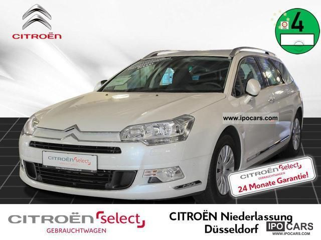 2010 citroen c5 tourer hdi 140 fap vision confort car photo and specs. Black Bedroom Furniture Sets. Home Design Ideas