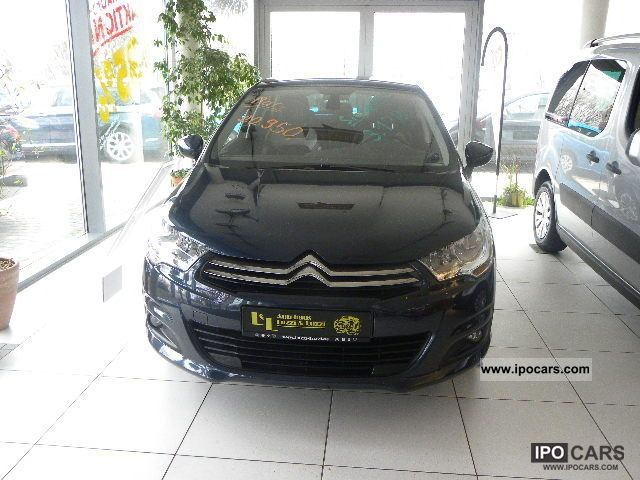 2012 Citroen  C4NEU e-HD110 SEL 6G Limousine Demonstration Vehicle photo