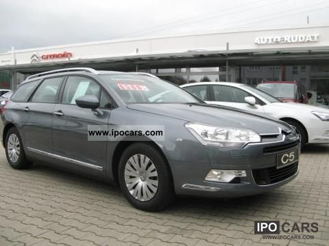2010 citroen c5 tourer 1 6 hdi 155 confort car photo and