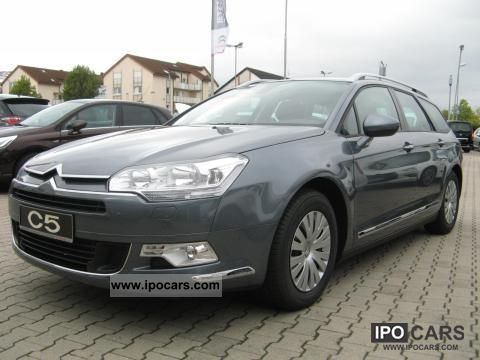 2010 citroen c5 tourer 1 6 hdi 155 confort car photo and specs. Black Bedroom Furniture Sets. Home Design Ideas