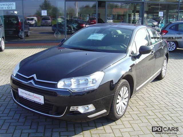 2010 citroen c5 1 6 hdi 110 fap car photo and specs. Black Bedroom Furniture Sets. Home Design Ideas