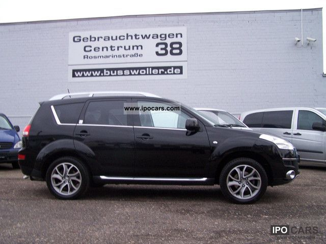 2009 Citroen  C-Crosser Exclusive HDI 155 * Leather * Xenon * Off-road Vehicle/Pickup Truck Used vehicle photo