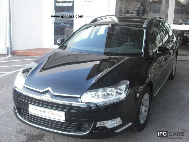 2010 citroen c5 2 0 hdi 140 fap confort car photo and specs. Black Bedroom Furniture Sets. Home Design Ideas