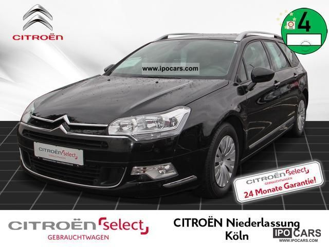 2010 citroen c5 tourer hdi 140 confort technology package car photo and specs. Black Bedroom Furniture Sets. Home Design Ideas