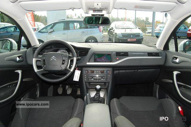 2010 Citroen C5 Tourer Hdi 140 Business Package Car
