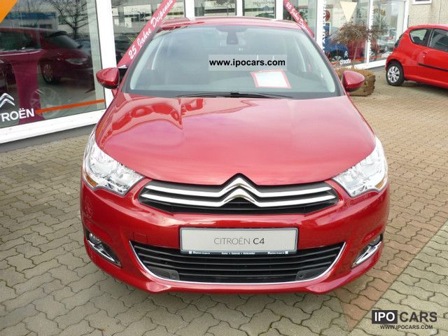 2012 citroen c4 exclusive thp155 egs6 car photo and specs. Black Bedroom Furniture Sets. Home Design Ideas
