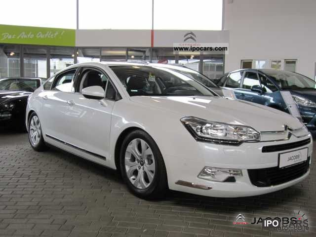 2011 citroen c5 sedan thp discounted tendance 155 car photo and specs. Black Bedroom Furniture Sets. Home Design Ideas