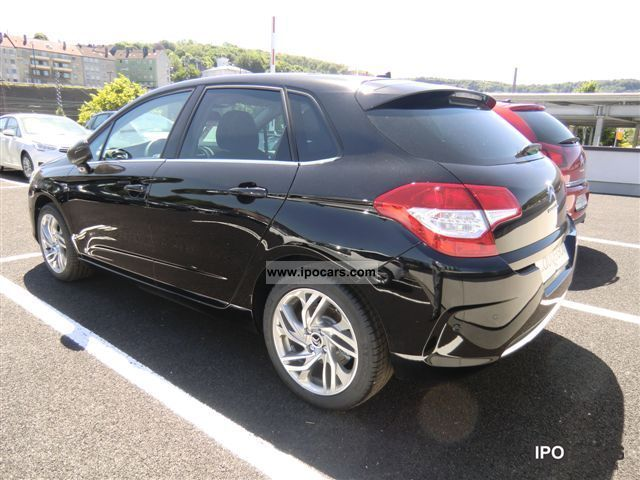 2011 citroen c4 egs exclusive thp155 navi 6 1 car photo and specs. Black Bedroom Furniture Sets. Home Design Ideas
