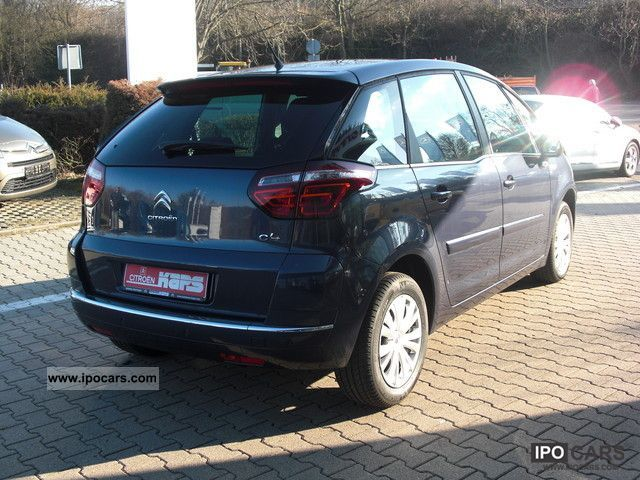 2012 citroen c4 picasso hdi 110 selection selection car. Black Bedroom Furniture Sets. Home Design Ideas