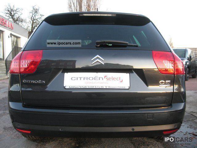 2010 citroen c5 tourer exclusive hdi 165 car photo and specs. Black Bedroom Furniture Sets. Home Design Ideas