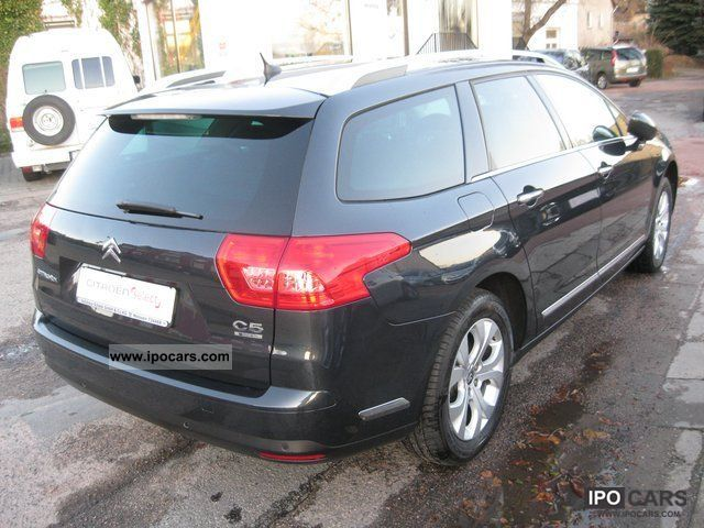 2010 citroen c5 tourer exclusive hdi 165 car photo and specs. Black Bedroom Furniture Sets. Home Design Ideas