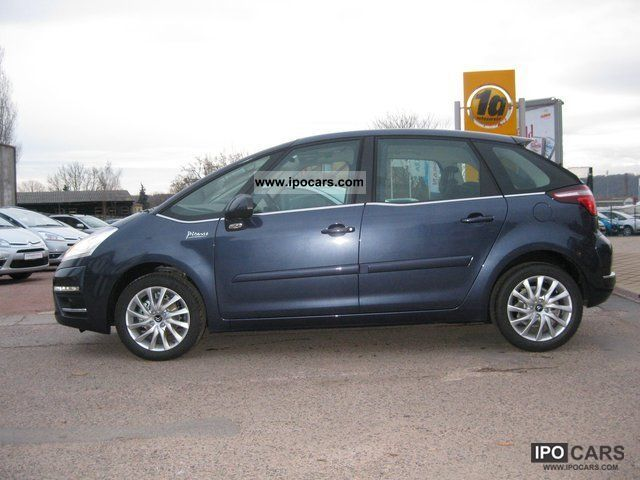 2011 Citroen  C4 Picasso Tendance Van / Minibus New vehicle photo