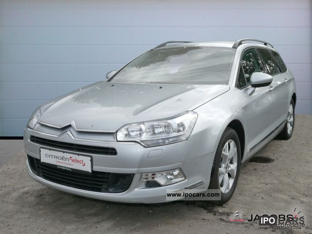2010 citroen c5 hdi 140 tendance car photo and specs. Black Bedroom Furniture Sets. Home Design Ideas