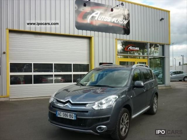 2008 Citroen  C-Crosser 2.2 16V FAP HDI160 EXCLUSIVE Off-road Vehicle/Pickup Truck Used vehicle photo