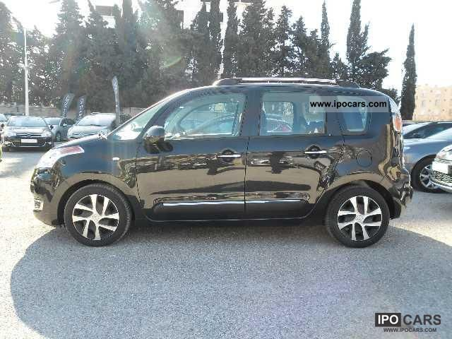 2011 citroen c3 picasso e hdi 90 exclusive airdream bmp6 car photo and specs. Black Bedroom Furniture Sets. Home Design Ideas