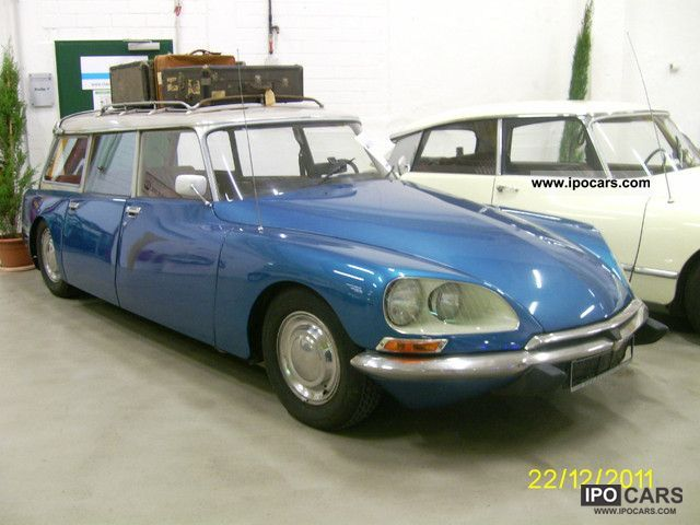 Citroen  ID 20 Familiale 1974 Vintage, Classic and Old Cars photo