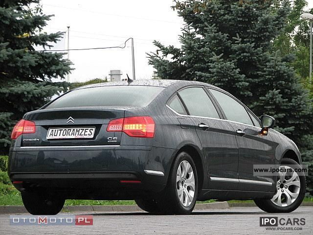 2008 citroen c5 exclusive automatic 136km skora car photo and specs. Black Bedroom Furniture Sets. Home Design Ideas
