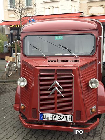 Citroen  HY 1973 Vintage, Classic and Old Cars photo