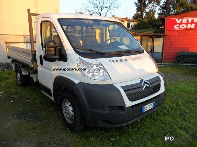 2011 Citroen  Jumper Jumper TRILATERAL PRONTA Consegna Limousine New vehicle photo
